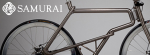 SAMURAI BIKE.High-end road bike.