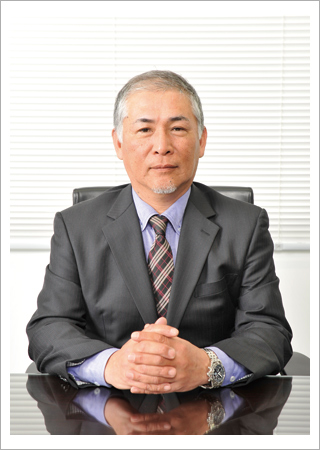 Ryozo Futaku,Message from the President