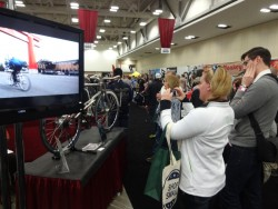 North America Handmade Bicycle Show. FUTA-Q