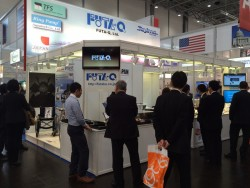 Thank you so much for visiting our booth at COMPAMED2015.