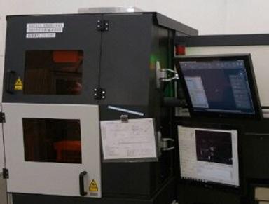 京都企業初のフェムト秒レーザー加工機導入