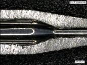 世界一の小径パイプ内面加工技術