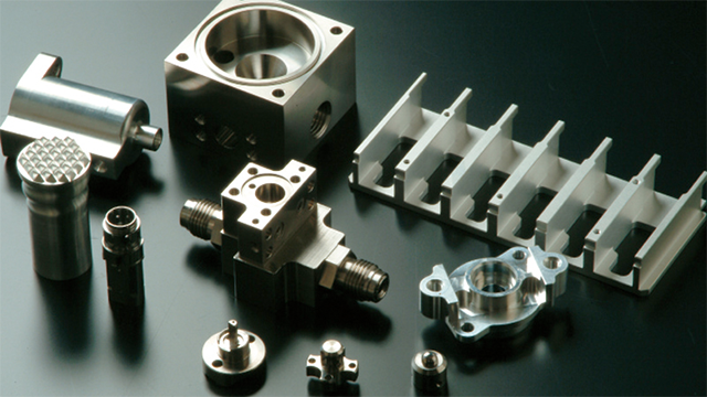 Machining(titanium-hastelloy-difficult-to-machine materials)