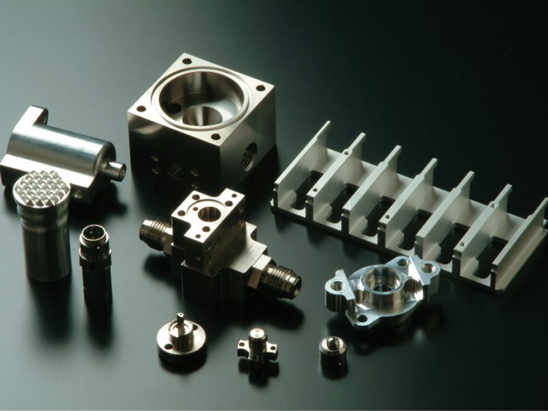 Machining(titanium・hastelloy・difficult-to-machine materials).FUTA-Q,Ltd.